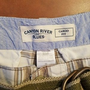 Canyon River Blues Shorts - Canyon River Blues Cargo Shorts